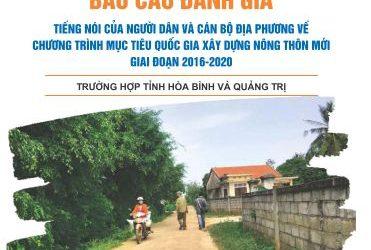 Báo cáo Nông thôn mới 2018