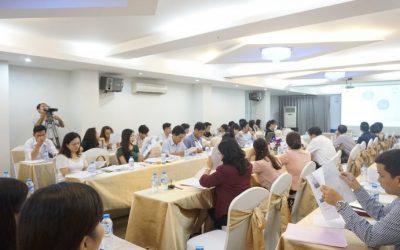 """Hội thảo tham vấn """"Báo cáo Ngân sách nhà nước dành cho công dân"""" tại thành phố Hồ Chí Minh"""