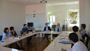 Chuyến trao đổi kinh nghiệm về công khai minh bạch ngân sách tại Croatia