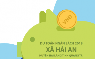 Báo cáo ngân sách nhà nước dành cho công dân năm 2018 xã Hải An