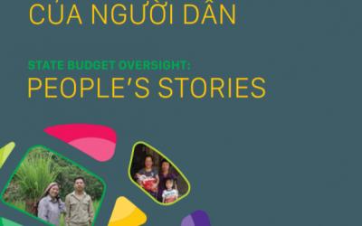 Giám sát ngân sách nhà nước: Câu chuyện của người dân