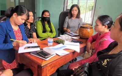 """Giám sát công khai minh bạch và việc thực hiện Nghị quyết của Chính phủ về """"Chương trình hỗ trợ giảm nghèo nhanh và bền vững đối với 61 huyện nghèo"""" tại Thị trấn Krông Klang, huyện Đakrông, tỉnh Quảng Trị"""